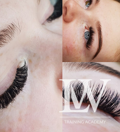 97e9ed22ee8 Russian Volume Lashes Training Course Preston - LW Training Academy
