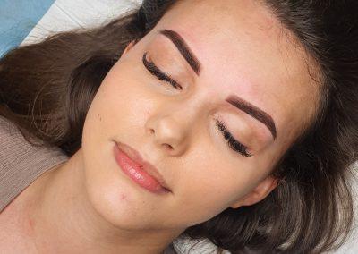 Eyebrows Powder