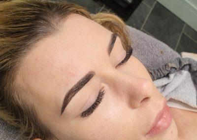 Eyebrows Powder Healed