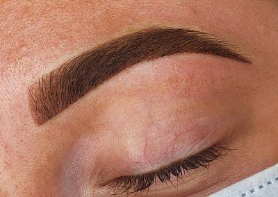 Eyebrows Powder Tattoo